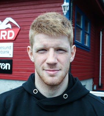 Thore Pedersen.